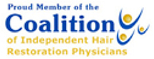 hair loss learning center logo